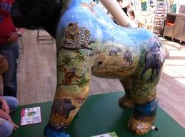 Go Go Gorilla Walk on the Wild Side, Norwich