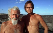 George Adamson and Tony Fitzjohn