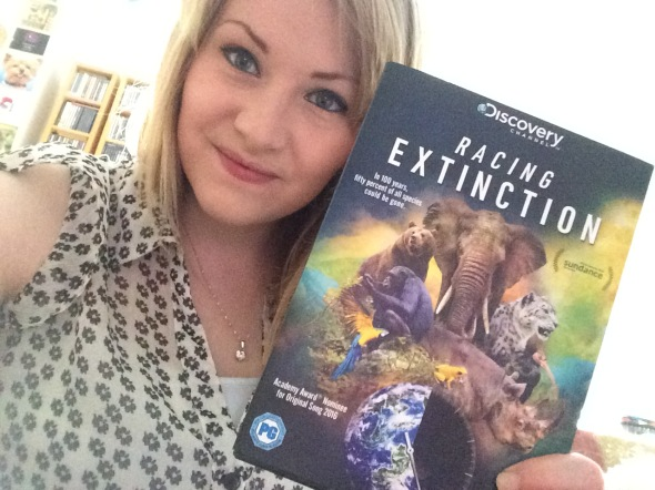 Racing Extinction dvd