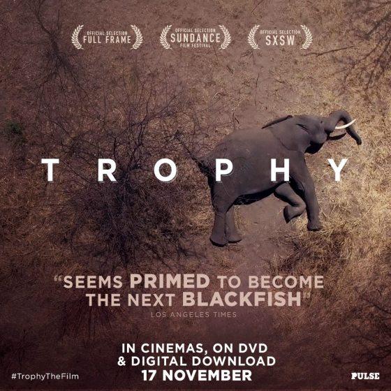 Trophy film poster 2
